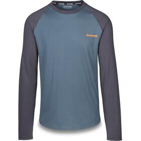 Dakine Dropout maglietta a maniche lunghe Uomo blu